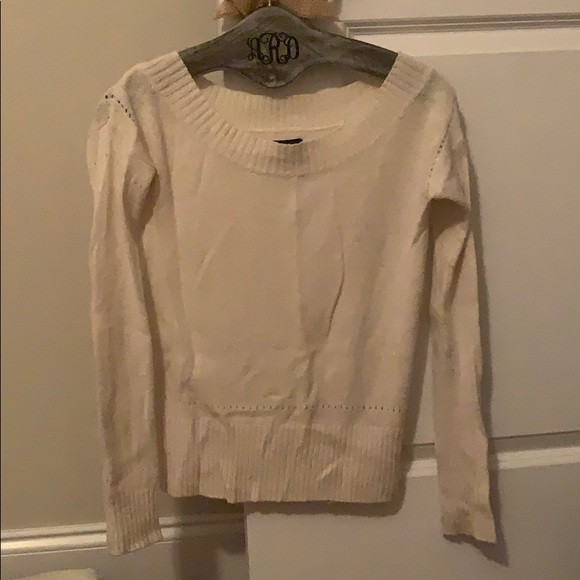 American Eagle Outfitters Tops - Circle neck sweater for sale